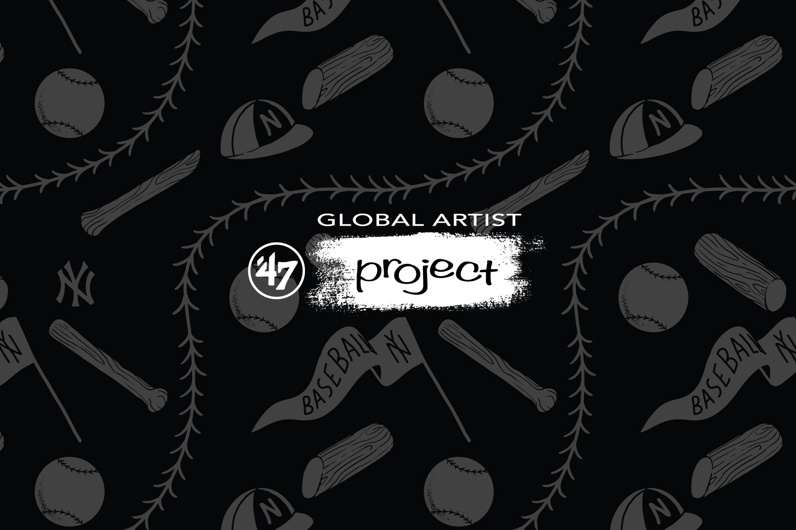 '47 Merges Sport and Art for Its Global Artist Project