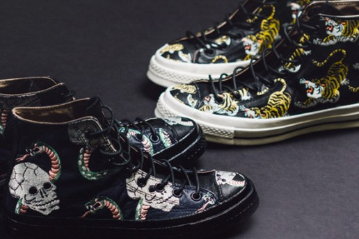 5 Embroidered Sneakers to Match Your Souvenir Jacket