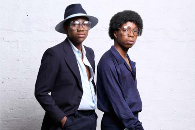 Simon and Mary Pay Tribute to Photographer Malick Sidibé With '50/50' Lookbook
