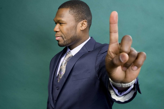 50 Cent Claims He Can Save 'Top Gear' From Its Downward Spiral