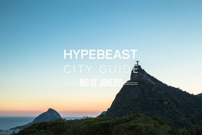 The City Guide to Rio De Janeiro