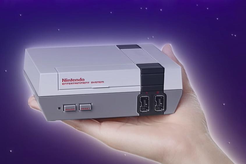 Nintendo Drops a Nostalgic Trailer for the NES: Classic Edition