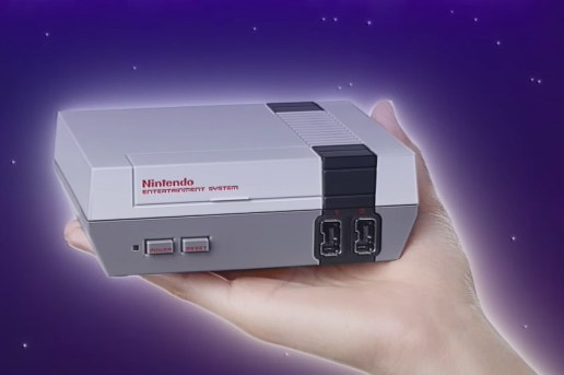 Nintendo Drops a Nostalgic Trailer for the NES: Classic Edition