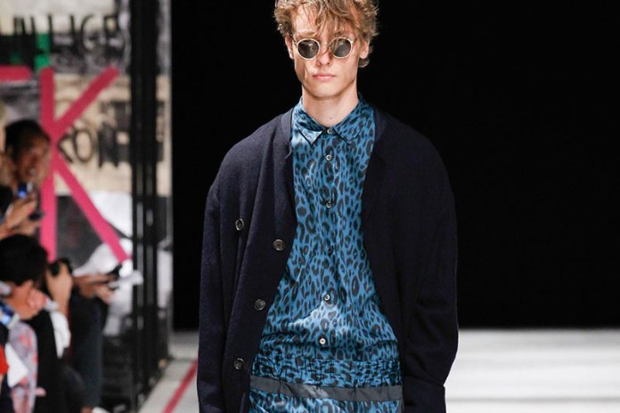 Robert Geller Is Picture Perfect for 2017 Spring/Summer