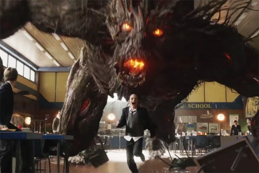 Watch Liam Neeson Present the Newest Trailer of 'A Monster Calls'