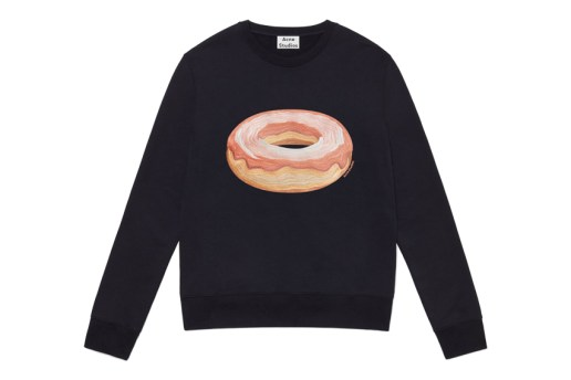 Acne Studios Releases A Series Of Emoji Inspired Sweaters