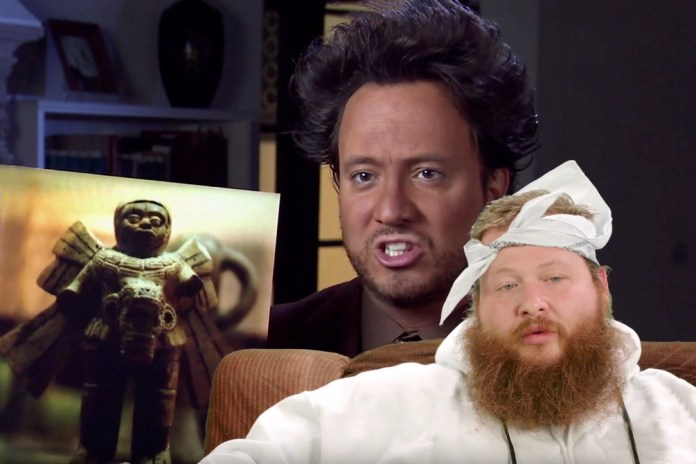 Action Bronson Is Launching a 10-Episode 'Ancient Aliens' TV Series