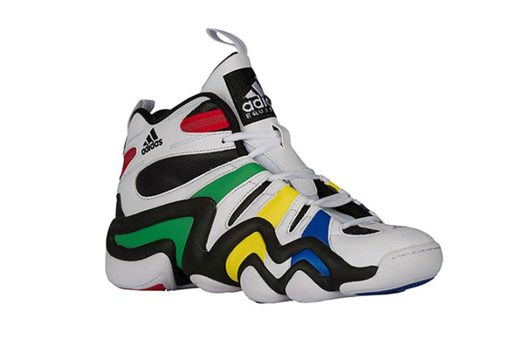 """adidas Crazy 8 Gets Decked out in """"Olympic Rings"""""""