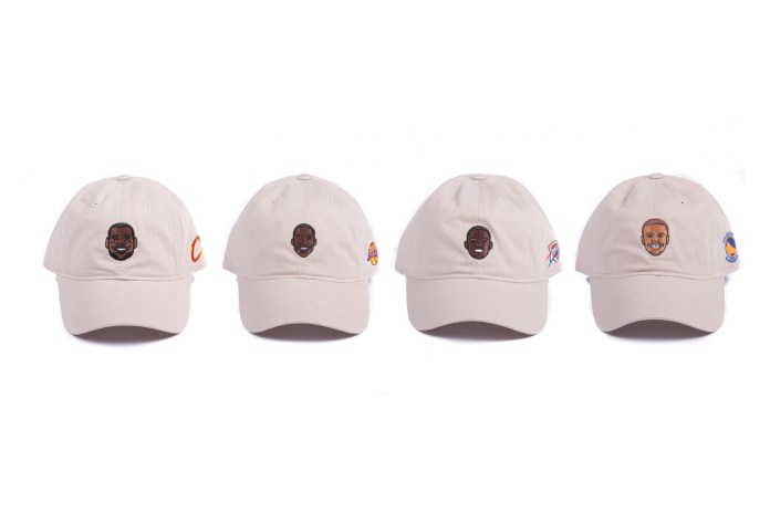 "adidas Makes ""Dad Hats"" of LeBron James, Kobe Bryant, KD & Steph Curry"