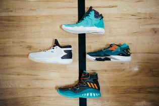 adidas's Upcoming Nations Collection Sheds Light on Basketball's Future