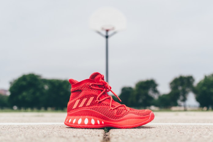 adidas Looks Towards Basketball's Future With New Crazy Explosive Silhouette