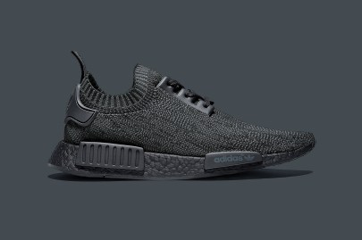 "adidas Originals Reveals the Ultra-Rare NMD_R1 PK ""Pitch Black"" That Money Can't Buy"