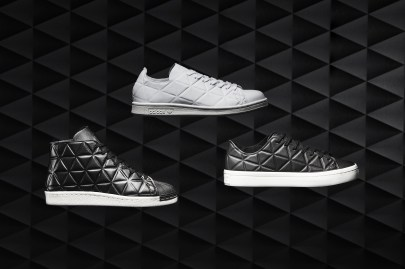 """adidas Originals """"Polygon"""" Pack Gives Us a Glimpse Into a Polygonal Future"""