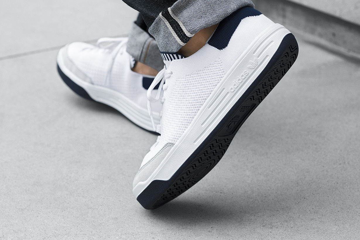 The adidas Originals Rod Laver Makes a Timely Return in Primeknit