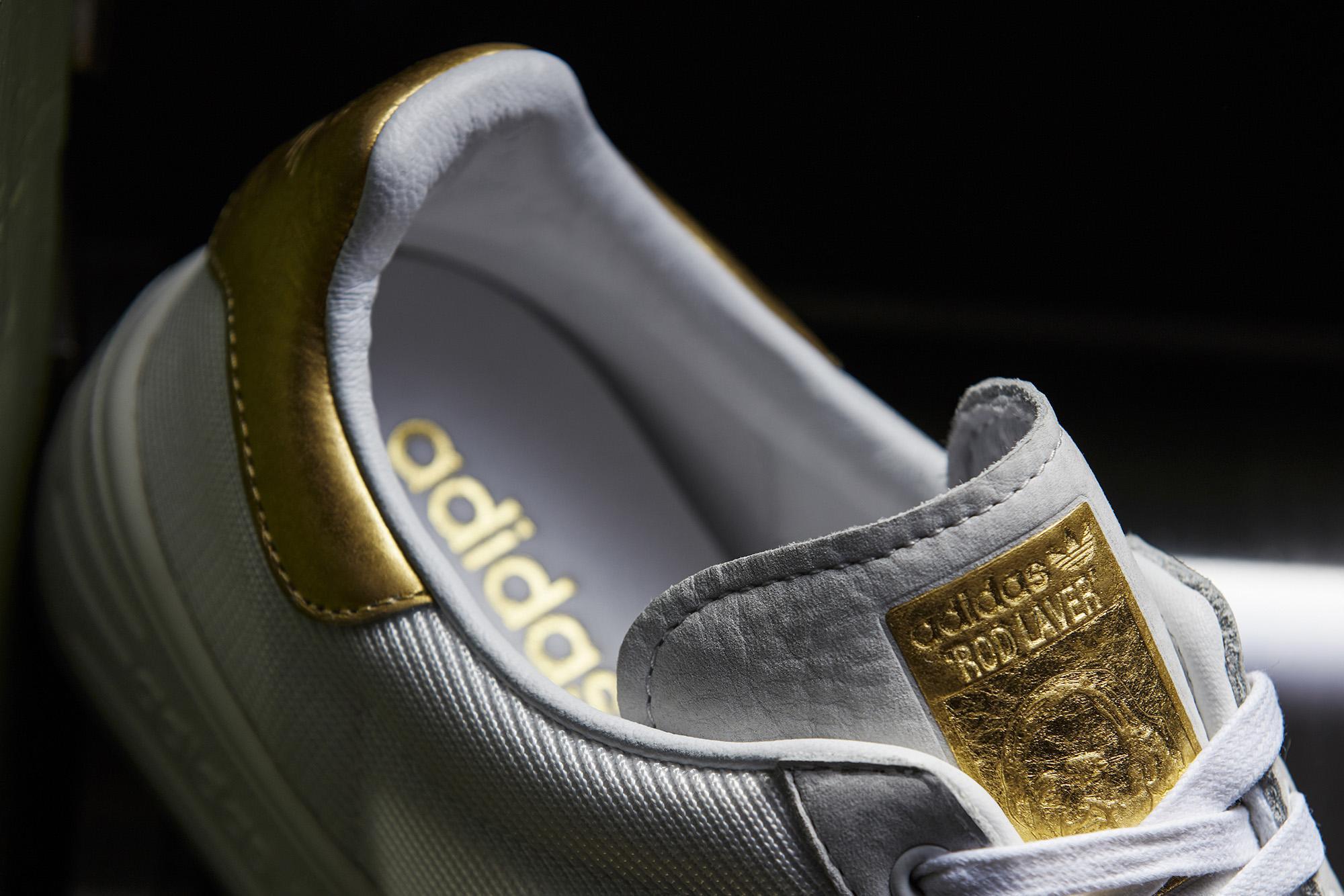 adidas rod laver gold  75a6aaffd