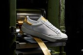 adidas Originals Gives its Rod Laver the 24K Gold Treatment
