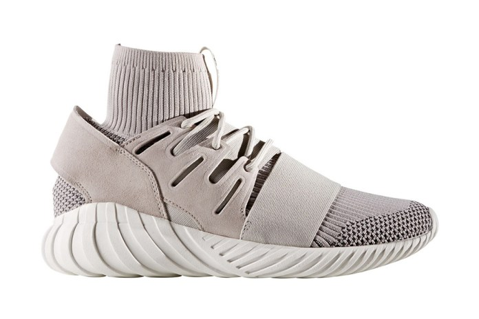 adidas Has Another Grey Tubular Doom Primeknit on the Way
