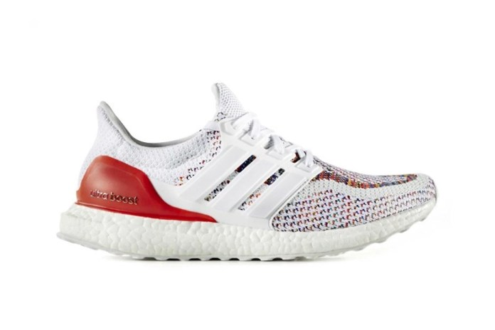 "The adidas Ultra Boost ""Multicolor"" Is Releasing Very Soon"