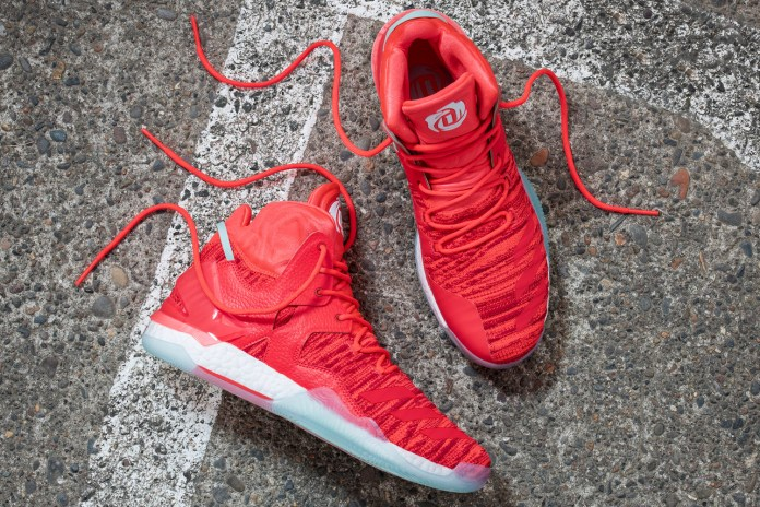 adidas Officially Unveils the D Rose 7 Silhouette