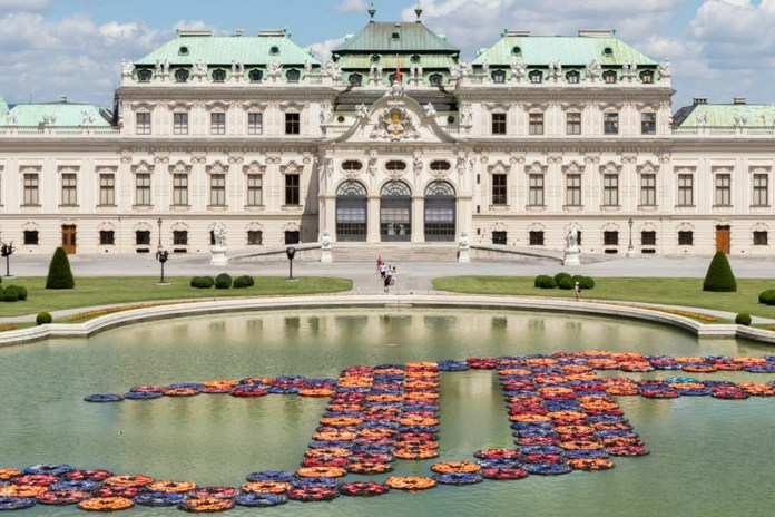 Ai Weiwei Brings His Controversial Life Vest Installation to Vienna