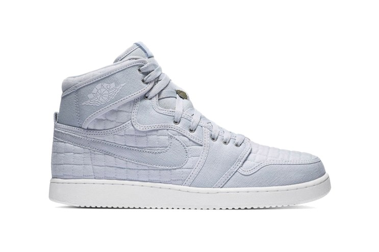 The Air Jordan 1 KO Gets a Quilted Makeover