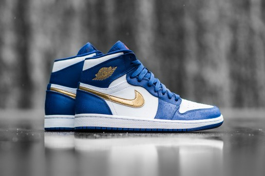 "Air Jordan 1 Retro High ""Gold Medal"" Will Drop Before the Olympic Games Kick Off"