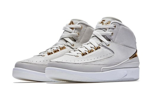 The Air Jordan 2 Gets the Quai 54 Treatment