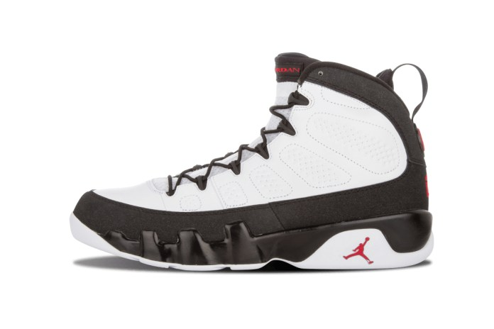"The Air Jordan 9 Will Get ""Remastered"" for the Holidays"