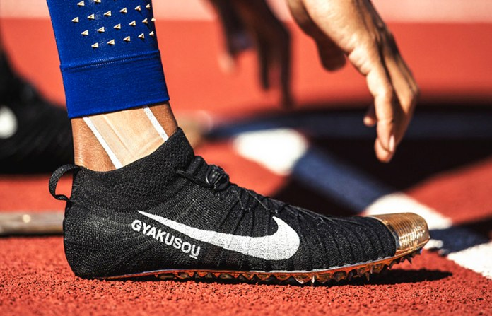 U.S. Sprinter Allyson Felix Runs in Exclusive Gyakusou Nikes at Olympic Trials