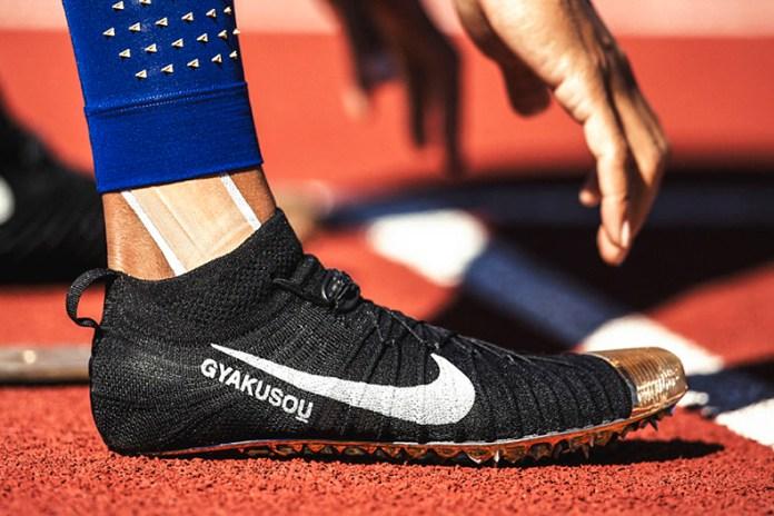 U.S. Sprinter Allyson Felix Runs in Exclusive Gyakusou Nikes at Olympic Trials