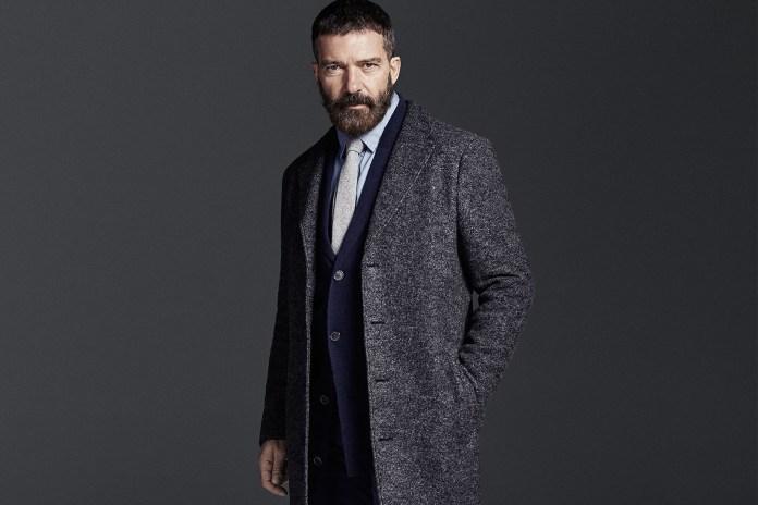Antonio Banderas to Star as Gianni Versace in Upcoming Biopic