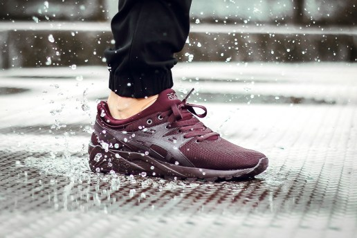 "ASICS GEL-Kayano Trainer EVO ""Rioja Red"""