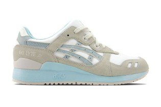 "ASICS Drops a ""Blush Blue"" GEL-Lyte III for Summer"