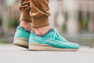 """The ASICS GEL-Lyte III """"Cockatoo"""" Is No Longer a KITH Exclusive"""