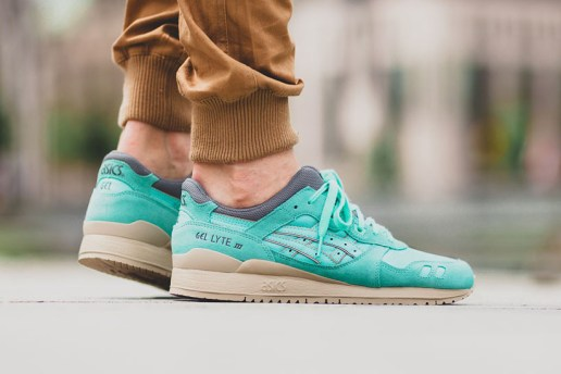 "The ASICS GEL-Lyte III ""Cockatoo"" Is No Longer a KITH Exclusive"