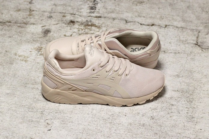 "ASICS Goes Pink This Summer With Its ""Whisper Pink"" Pack"