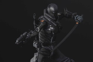 BAIT, 1000 Toys & Hasbro Team up on an Exclusive Snake Eyes Figure