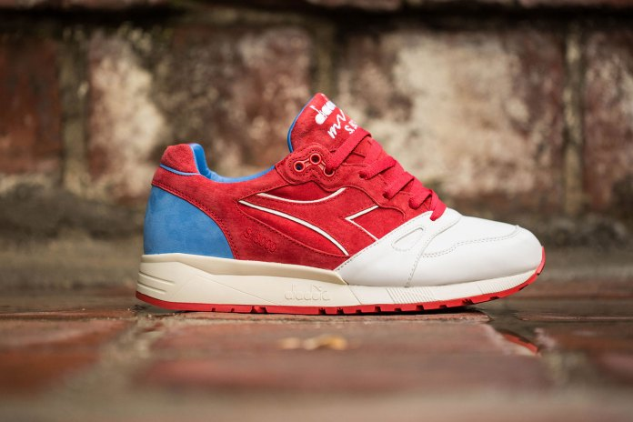 "BAIT x Dreamworks x Diadora S8000 ""Where's Wally?"""
