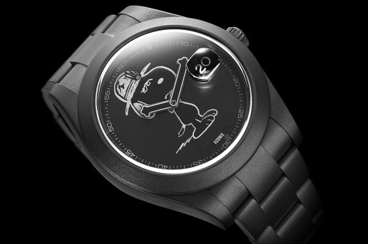 Bamford Watch Department Partners With Dover Street Market to Release a Super Exclusive Snoopy Datejust