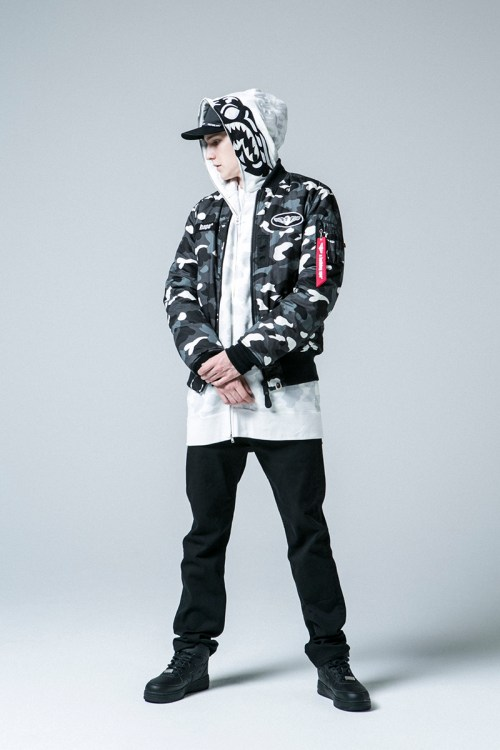 A Bathing Ape 2016 Fall Winter Collection Lookbook   HYPEBEAST