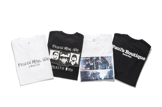 BEDWIN & THE HEARTBREAKERS Pays Tribute to the Beastie Boys With This Exclusive Run of Tees