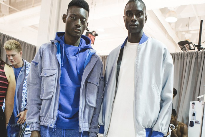 Behind the Scenes of John Elliott's 2017 Spring/Summer Show
