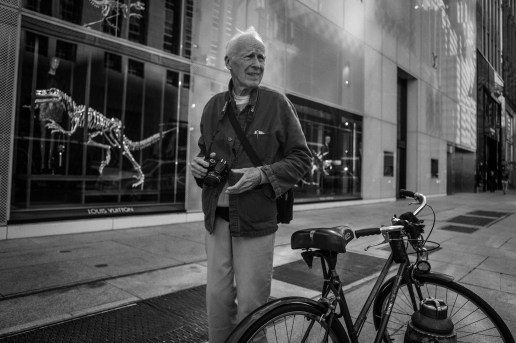 Bill Cunningham Honored With NYC Street Corner