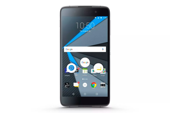 """BlackBerry Launches the """"World's Most Secure"""" Smartphone"""