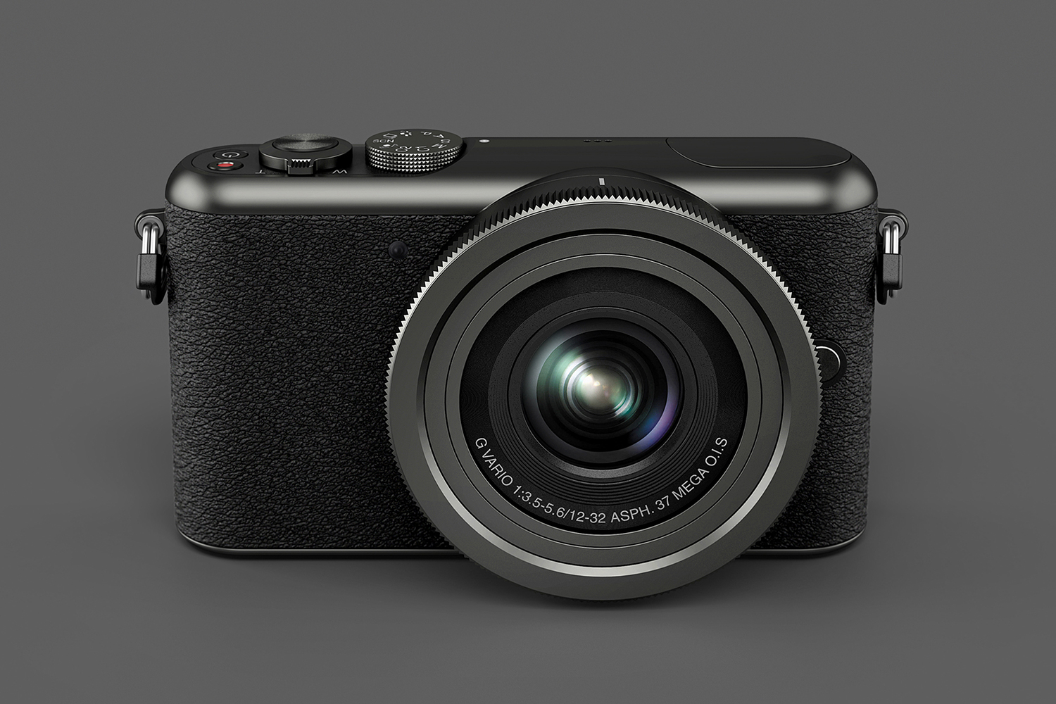 A Sleek Mirrorless Concept Camera to Replace Your Point-and-Shoot