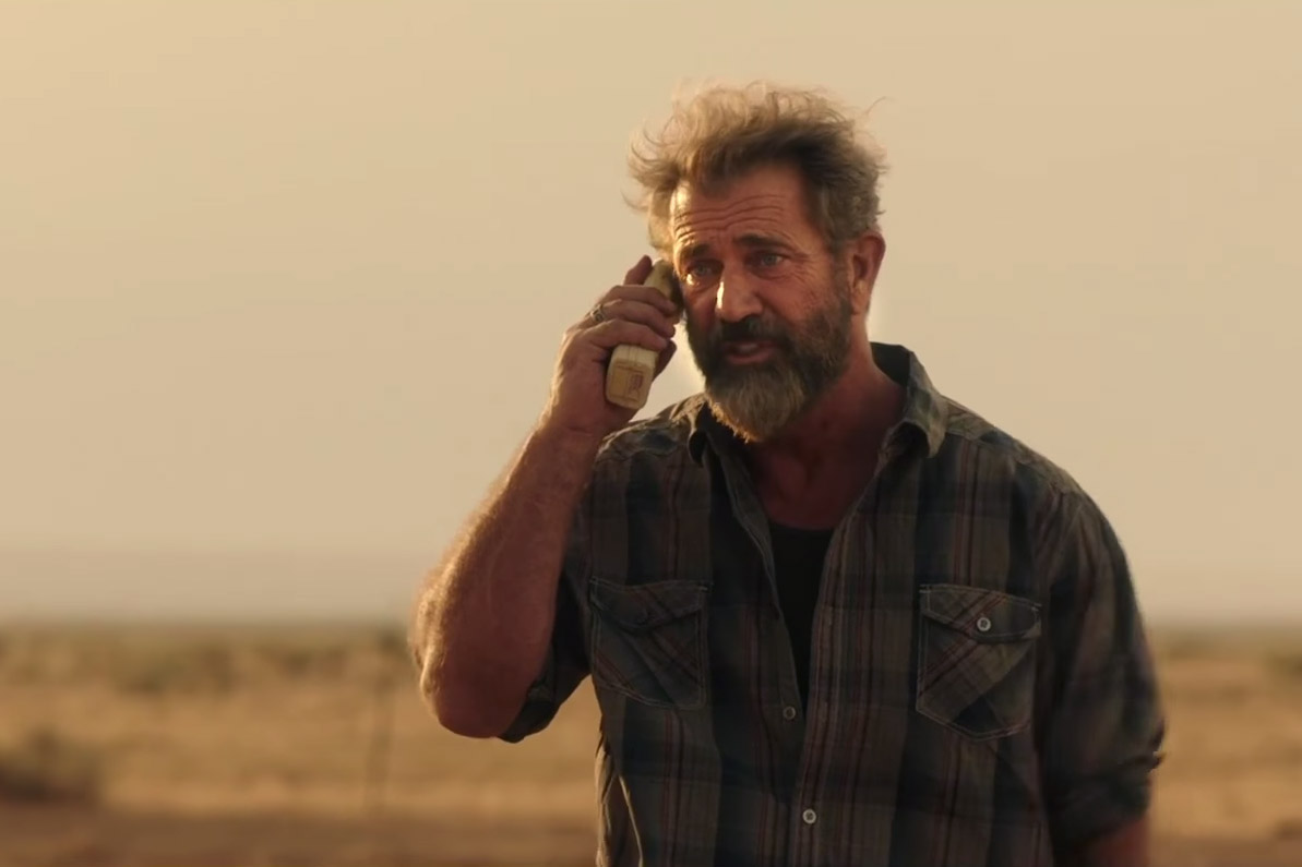Mel Gibson Is an Angry Ex-Con Protecting His Daughter in the New Trailer for 'Blood Father'