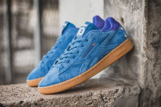 Bodega Swathes the Reebok NPC UK in Blue for Its 10th Anniversary