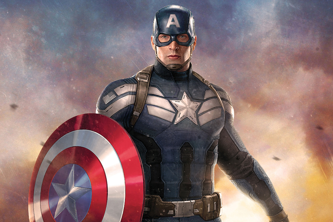 A Captain America Statue Will Go up in Brooklyn for the Marvel Hero's 75th Anniversary