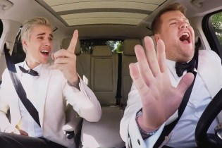 """Carpool Karaoke"" Finds a New Home Over at Apple Music"