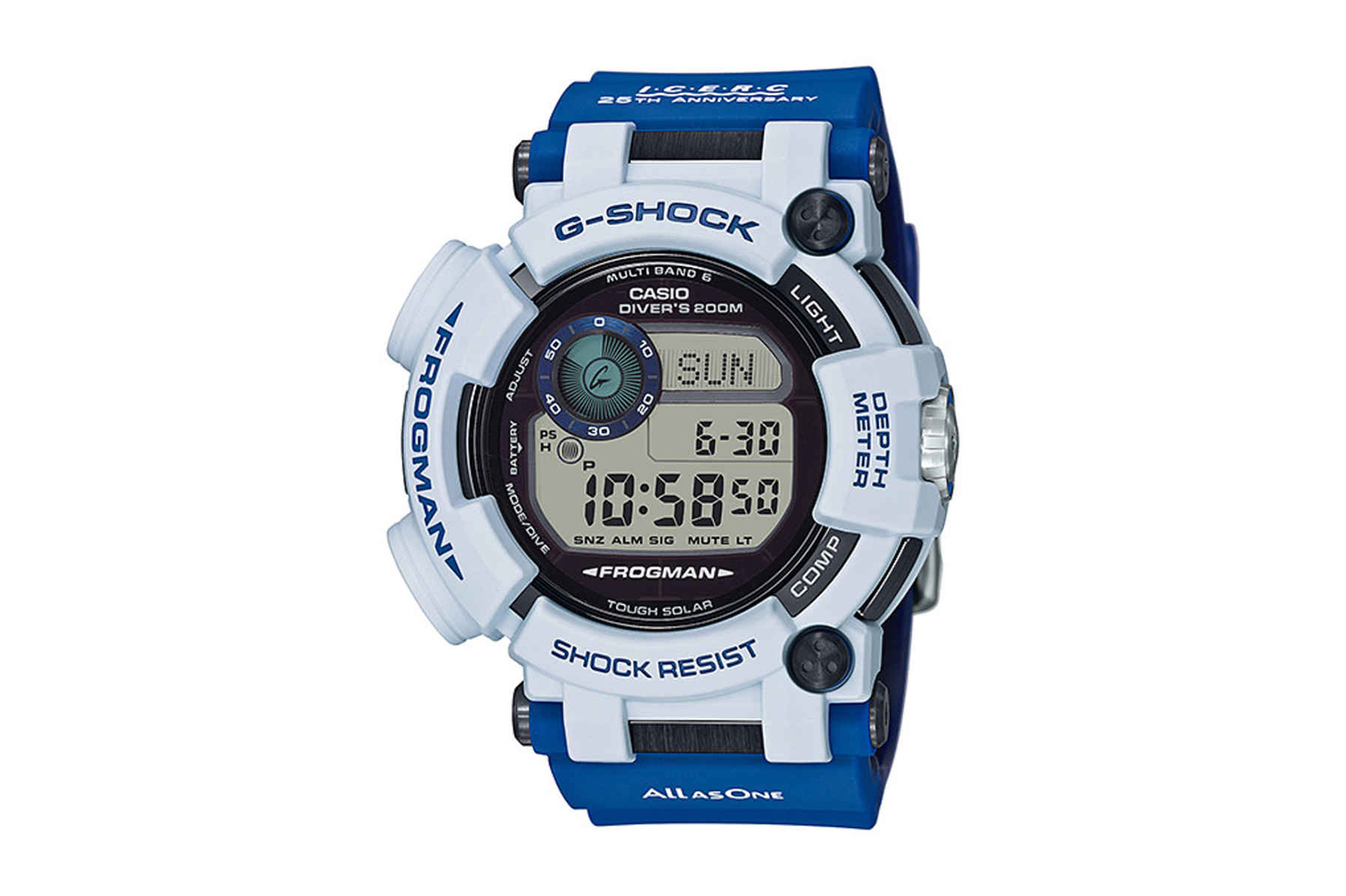 G-SHOCK Pays Homage to Land & Sea With the GWF-D1000K-7JR Frogman